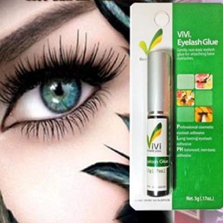 Keo Dán Mi ViVi Eyelash Glue Black cao cấp