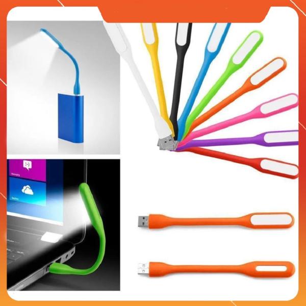Bảng giá Đèn led Portable Lamp cắm nguồn usb nhỏ gọn uốn dẻo cho máy tính laptop ( màu ngẫu nhiên ) Phong Vũ