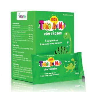 KIDS THẢO AN NHI CỐM TÁO BÓN - CTCP TITAFA VIỆT NAM thumbnail