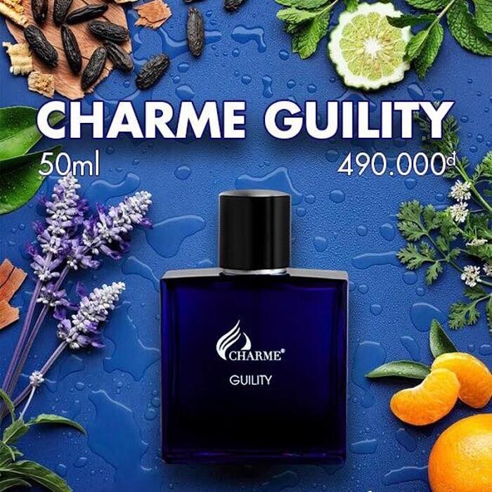 Nước Hoa Nam Charme Guility 50ml