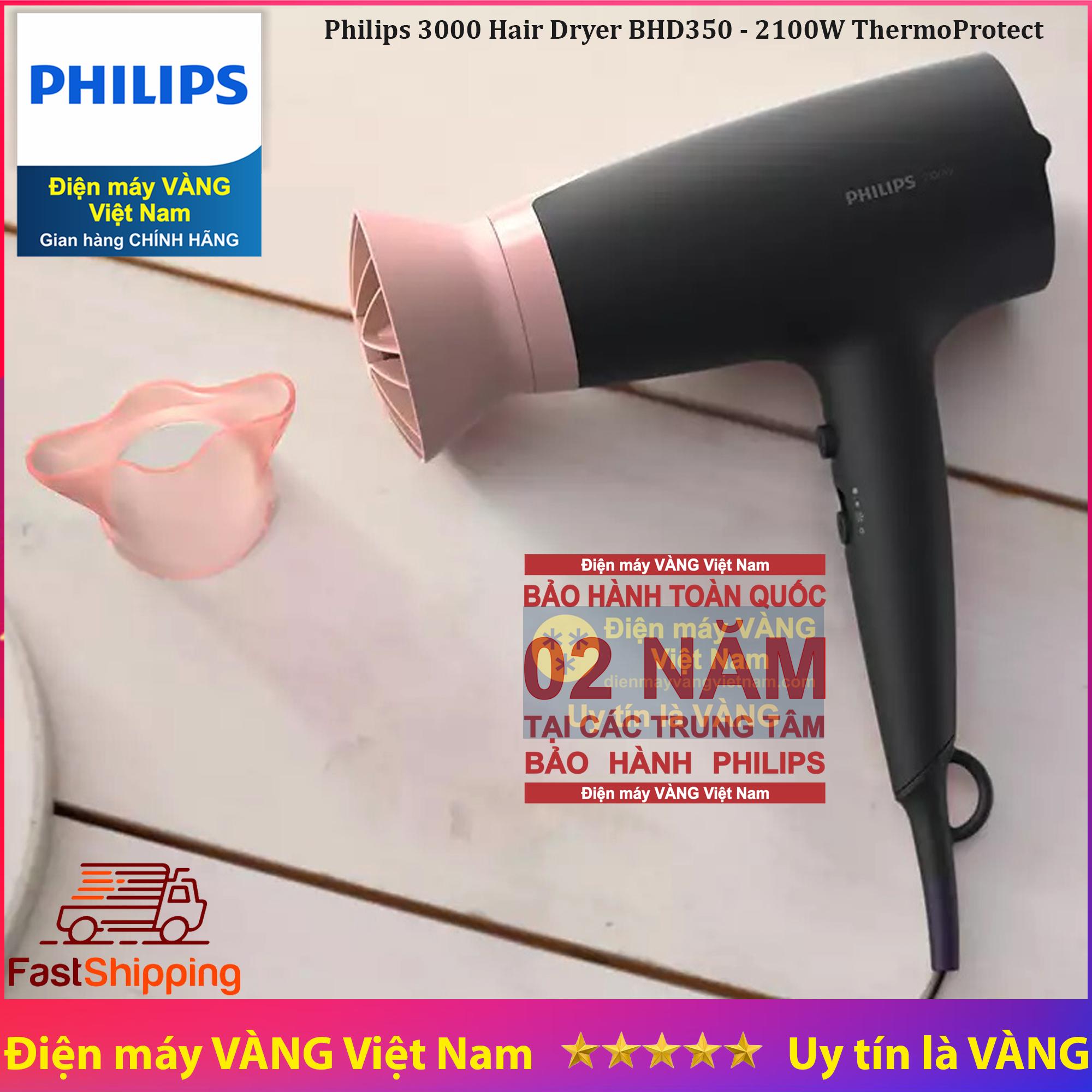Mua Online Máy Sấy Tóc Philips Chính Hãng, Giá Tốt