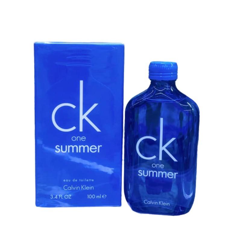 Nước hoa Calvin Klein One Summer EDT 100ml