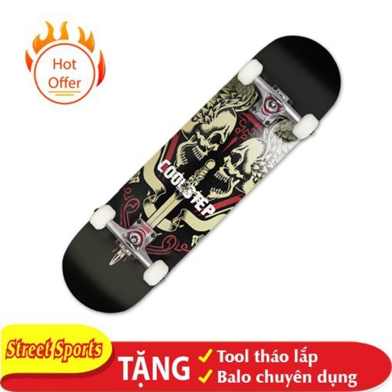 Giá bán Ván Trượt Skate 1300-08 Tăng Kèm Tool + Túi Đựng Ván