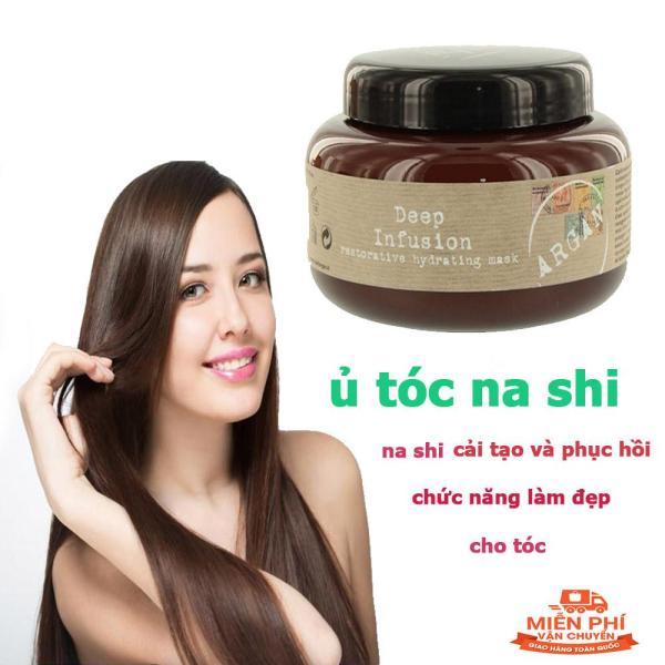 Hấp Dầu, Dầu Ủ Tóc, Kem Dưỡng Tóc. Ủ tóc nashi giúp dưỡng tóc phục hồi hư tổn, làm tóc bóng, mềm giảm xơ rối, khuyến mại sale 50%.. nhập khẩu