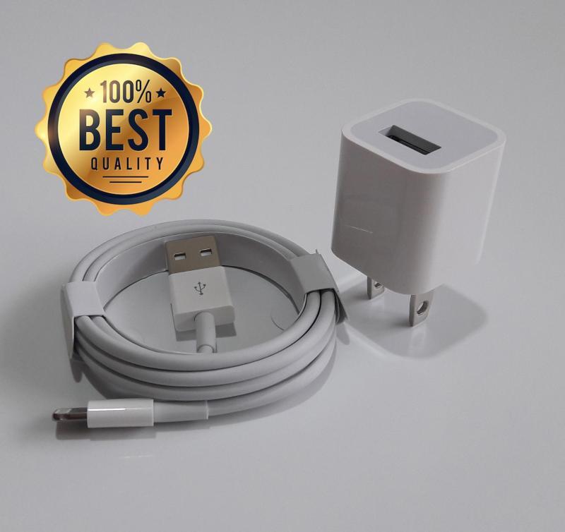 Giá Bộ sạc iPhone (dùng cho iPhone XS Max, iPhone XS, iPhone X, iPhone XR (Cam kết sạc ZIN) (Adapter + Cable Lightning)