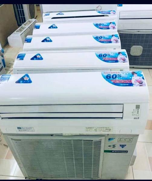 Máy lạnh daikin 1.5 ngựa Nội Địa Nhật tiết kiệm điện 12000BTU