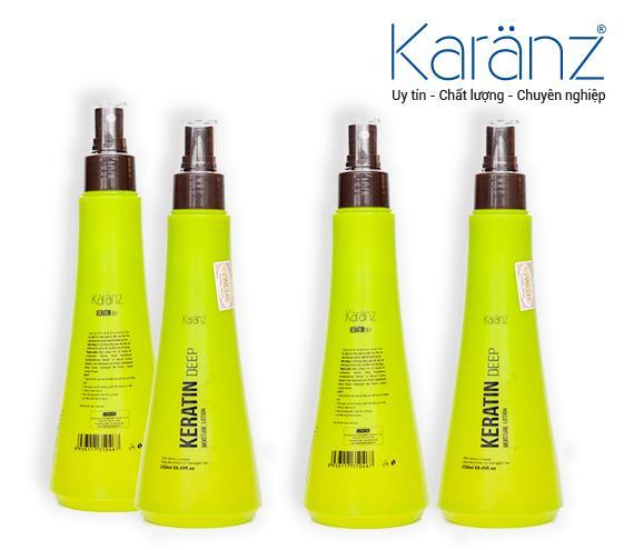 Xịt Dưỡng Xanh Keratin Karanz 250ml (ANH ANH SHOP) nhập khẩu