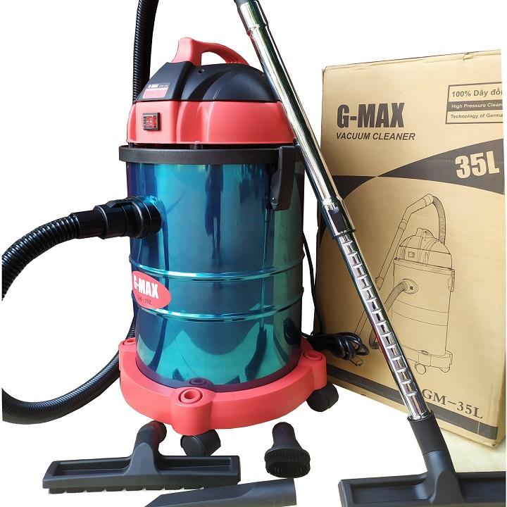 Máy Hút Bụi Gmax 2500W GM 35L