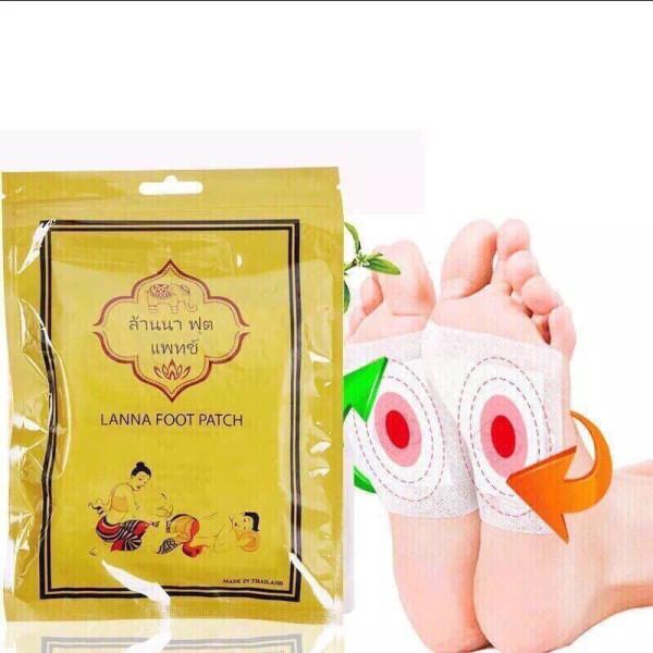 Combo10 miếng dán chân thải độc tố thái lan cao cấp
