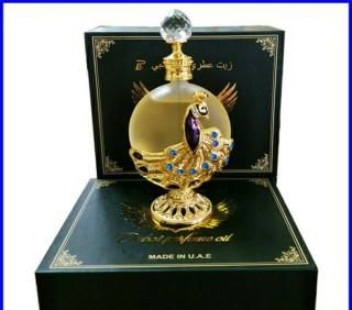 [HÀNG CHUẨN CAO CẤP] Nước Hoa, Tinh dầu nước hoa DUBAI thiết kế hình công, Tinh dầu nước hoa, Nước hoa cao cấp, Nước hoa cho phụ nữ thumbnail