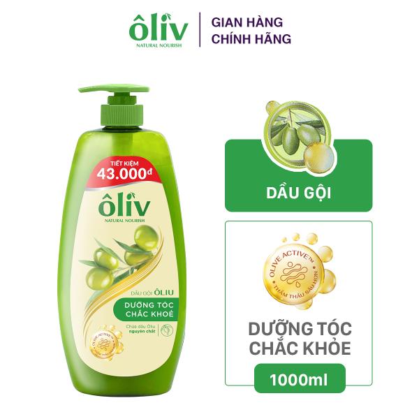 Dầu Gội Dưỡng Tóc Chắc Khỏe Oliv giá rẻ