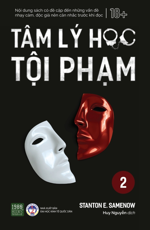 Fahasa - Tâm Lý Học Tội Phạm - Tập 2