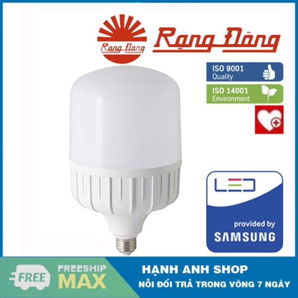 [ Hàng Việt Nam Chất lượng Cao ] Bóng đèn LED BULB Trụ Rạng Đông TRN1, 20W ,30W ,40W ,50W - Bảo Hành 24 Tháng