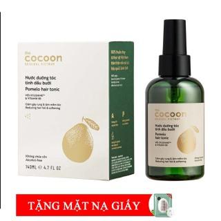 (Bản cải tiến) Xịt Pomelo Tinh dầu bưởi Cocoon giảm rụng tóc, kích thích mọc tóc [Tặng mặt nạ] thumbnail