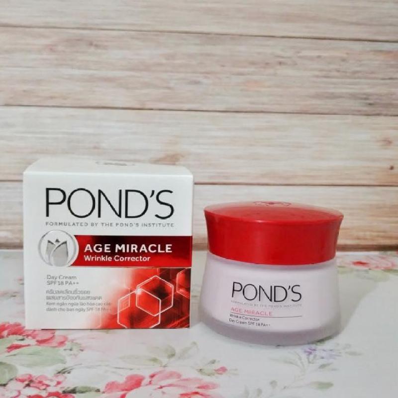 Combo 5 hộp pond chống lão hóa pond 10g tặng túi đựng mỹ phẩm