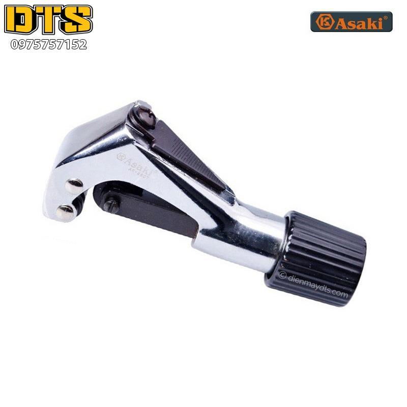 Dao cắt ống đồng, nhôm hạng nặng Asaki AK-8607 3-32mm (Tặng 1 lưỡi cắt thay thế)
