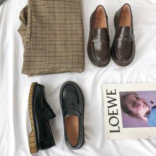 Giày lười Harajuku phong cách Nhật