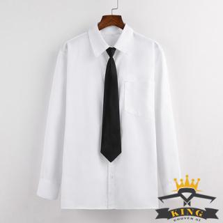 [HCM]Cà vạt học sinh KING Đồng phục nam nữ công sở (C03) thumbnail