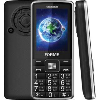 Điện thoại Forme D555+ - Hàng chính hãng - Màn hình 2.4 inch, Mp3, Lướt web, 2 Sim 2 Sóng, Pin 1800mAh thumbnail