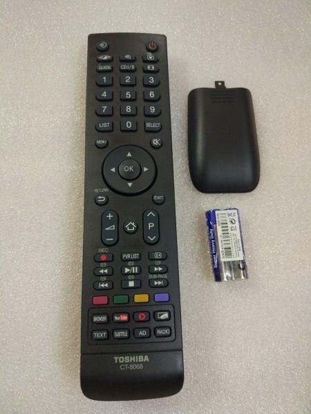 Bảng giá Điều Khiển Tivi Toshiba CT8068 ( Hàng Chính Hãng Mới 100%)