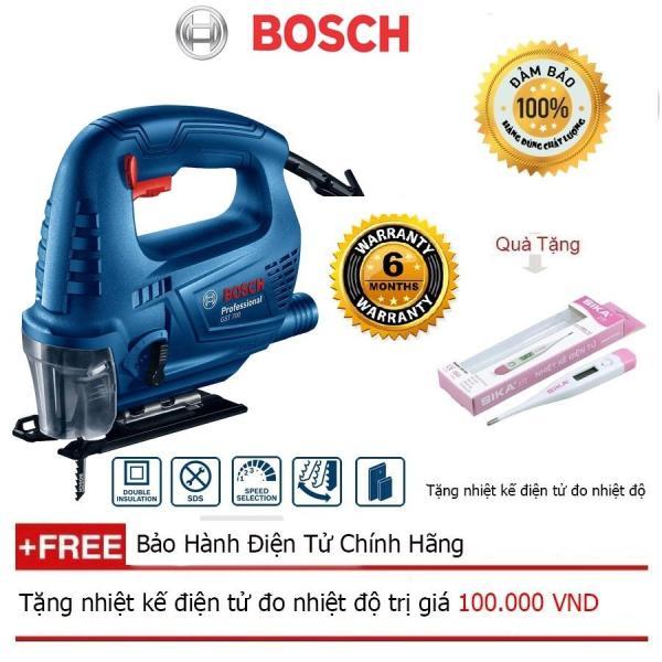 Máy cưa lọng Bosch GST 700 + Quà tặng nhiệt kế điện tử