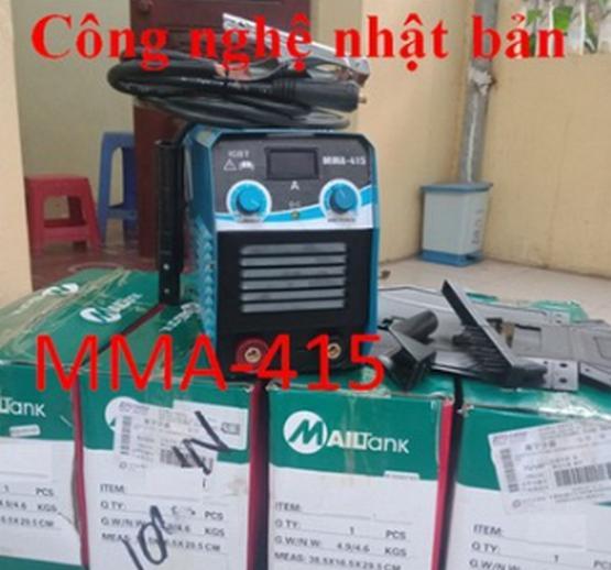 Máy hàn điện tử MMA-415