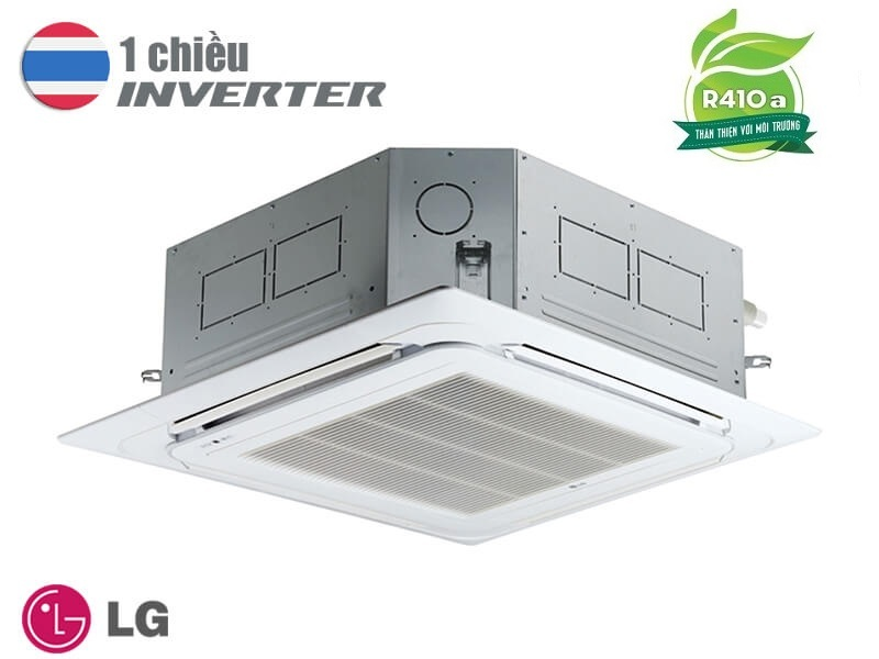 Bảng giá Máy lạnh âm trần LG ATNQ48GNLE6 Inverter R410 5.0hp R410 nhập khẩu thái lan