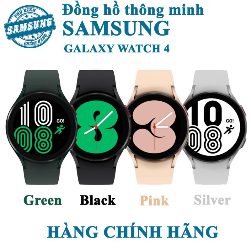 [Galaxy Watch 4] Đồng hồ thông minh Samsung Galaxy Watch 4 - Hàng chính hãng