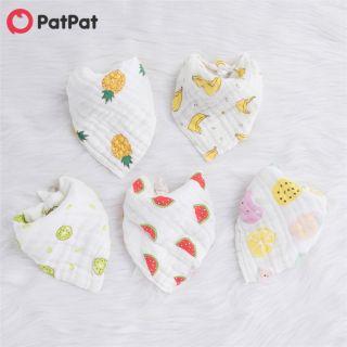 Bộ yếm in hình ngôi sao patpat, chất liệu cotton 100% cho bé trai/bé gái-Z