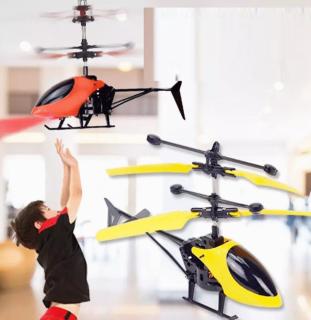 Máy bay điều khiển từ xa cảm ứng bằng tay Helicopter No.406 với động cơ mạnh mẽ có thể bay rất cao [Tặng Cáp Sạc] (BẢO HÀNH 12 THÁNG) thumbnail
