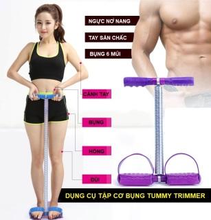 Dụng cụ tập thể dục tại nhà Tummy Trimmer - lò xo kéo tập gym - dụng cụ thể hình giảm mỡ hiệu quả - dụng cụ tập gym hiệu quả tại nhà - dụng cụ tập gym - dụng cụ tập bụng - dụng cụ tập thể hình - chăm sóc sức khỏe thumbnail