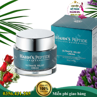 Kem phục hồi tái tạo da Hahns Peptide Ultimate Relief thumbnail