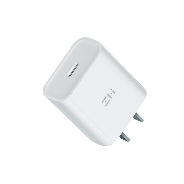 Cốc sạc nhanh Xiaomi ZMI Type-C Power Delivery 3.0 18W | HA711 | Trắng | HÀNG CHÍNH HÃNG