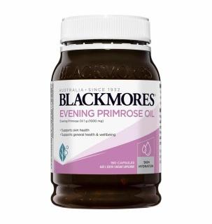 [Sale 9.9] Blackmores Evening primrose oil 190 viên Tinh dầu hoa anh thảo Blackmore Úc, hỗ trợ cân bằng nội tiết tố thumbnail