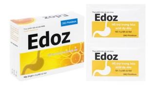 Thực phẩm hỗ trợ sức khỏe hỗ trợ tiêu hóa thức ăn Edoz 24 gói thumbnail
