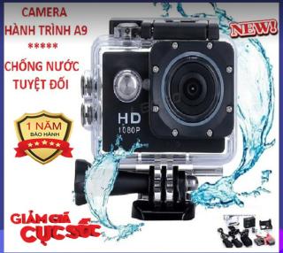 [ SIÊU HOT ] Camera hành trình 4K 2.0 FULL HD 1080P Cam A9, Camera hành trình chống nước, chống bụi, chống rung, Lấy Nét Tự Động, Camera hành trình xe máy phượt, Chế độ cân bằng sáng tự động (WDR) có thể QUAY RÕ NÉT TRONG ĐÊM thumbnail
