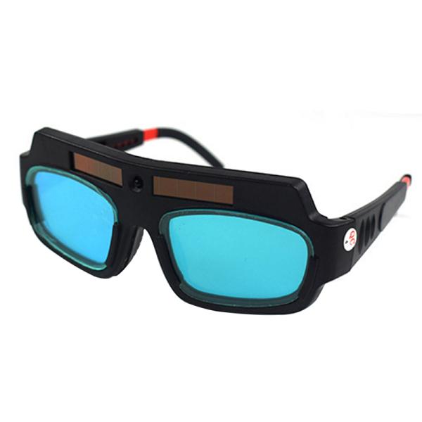 [Miễn phí vận chuyển] 1pc Mặt nạ hàn tự động chạy bằng năng lượng mặt trời Kính bảo hiểm Mũ bảo hiểm Kính thợ hàn Kính chống sốc Arc để bảo vệ mắt