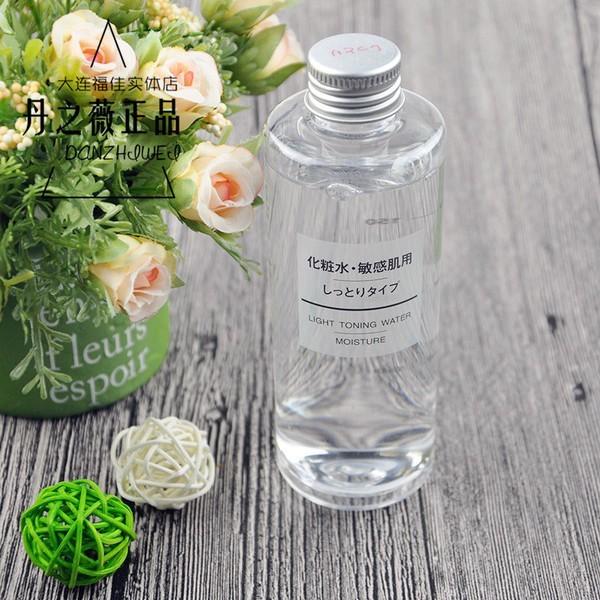 TONER /Nước hoa hồng dưỡng ẩm Muji Light Toning Water Moisture 200ml Forence86 Store