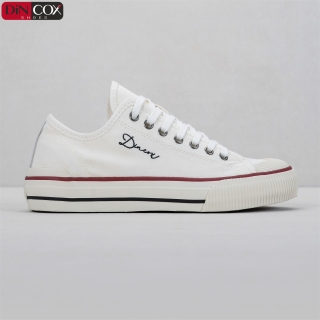 Giày Sneaker Dincox Unisex D21 White thumbnail