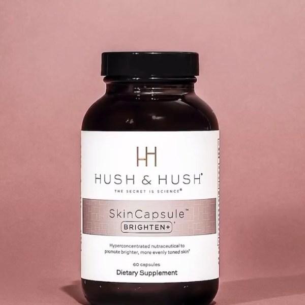 [Image Skincare Hush & Hush ] Viên uống sáng da, mờ nám Image Hush & Hush Skin Capsule Brighten+ 60 viên