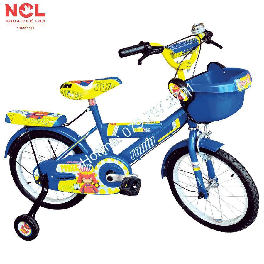 Mua Xe đạp trẻ em Nhựa Chợ Lớn 16 inch K46 - M1418-X2B