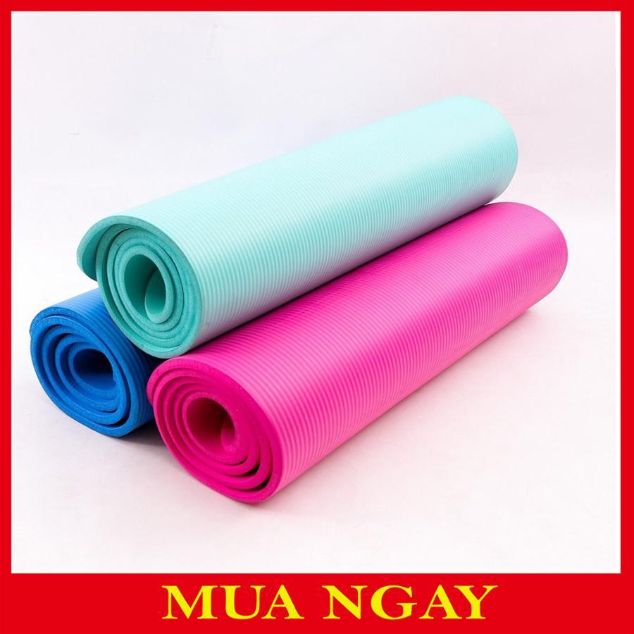 Bảng giá Thảm Tập Yoga Chất Lượng Siêu Bền 10mm