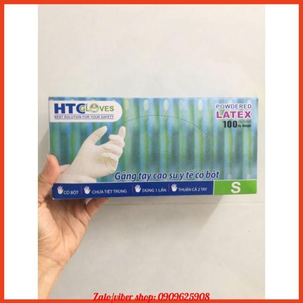 Găng tay y tế HTC