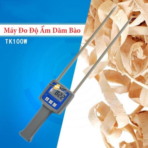 Máy Đo Độ Ẩm Dăm Bào TK-100W