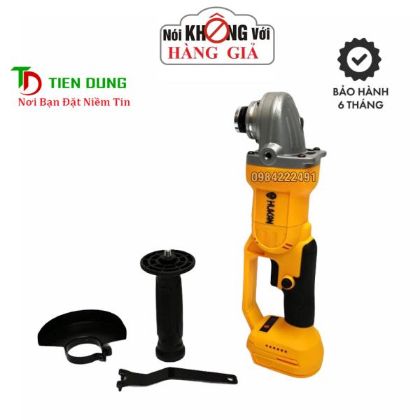 Thân máy cắt mài pin HUKAN AG-BR99 không chổi than - lõi đồng 3 tốc độ