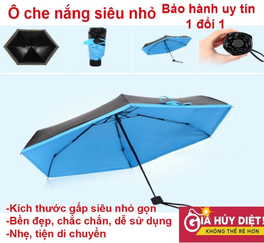 Mua ô  che nắng mưa - Nơi bán dù đẹp Ô dù  mini thời trang siêu nhỏ gọn,siêu nhẹ,tiện lợi,giá rẻ hấp dẫn - sản phẩm cao cấp - BH UY TÍN 1 ĐỔI 1.