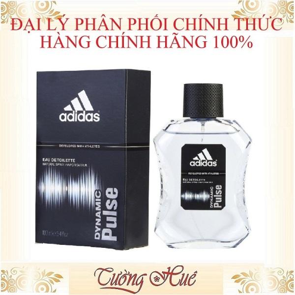 Nước Hoa Nam Adidas Eau de toilette 100 ml - Dynamic Pulse