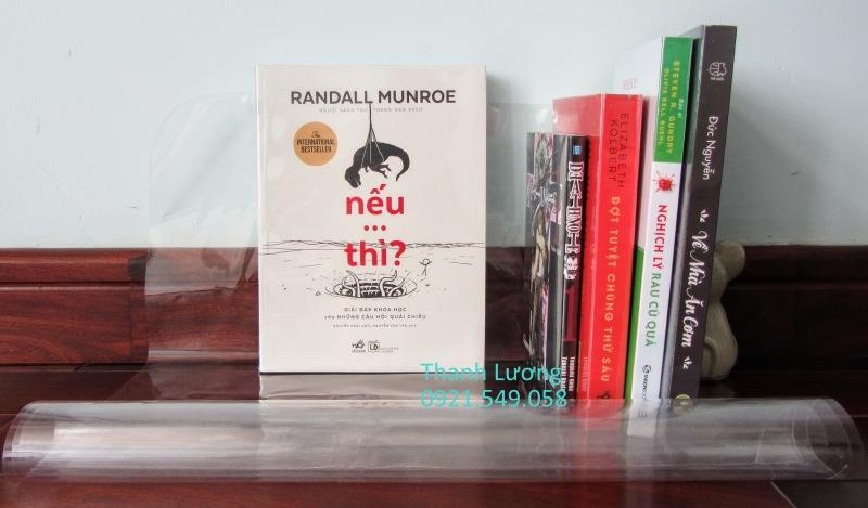 Mua Plastic bọc sách (0.8m x 1m)
