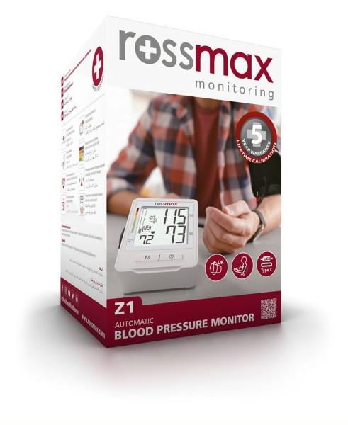 Máy đo huyết áp bắp tay Rossmax Z1 ( Hàng chính hãng) bán chạy