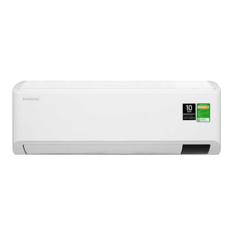 Máy lạnh Samsung Inverter 1.5 HP AR13TYHYCWKNSV Mới 2020, Chế độ chỉ sử dụng quạt không làm lạnh Có tự điều chỉnh nhiệt độ Chức năng hút ẩm Hẹn giờ bật tắt máy Làm lạnh nhanh tức thì Tự khởi động lại khi có điện chính hãng
